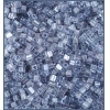 Square Beads 2X2mm Square Hole Blue Luster